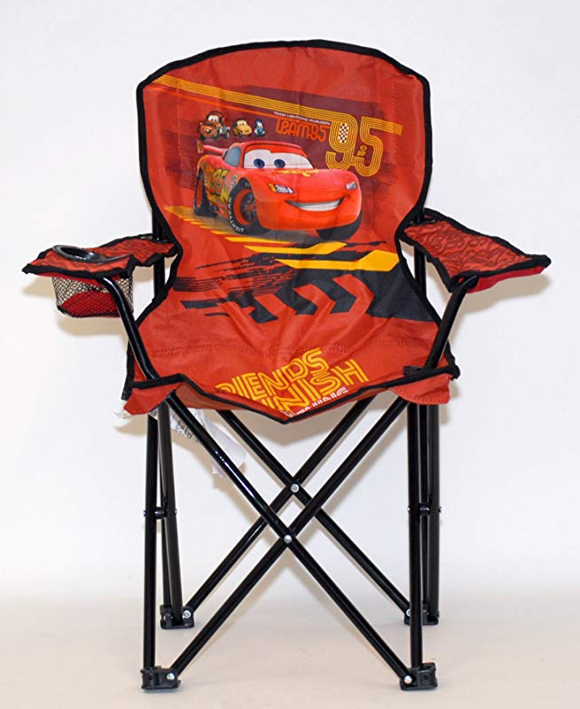 Disney Cars 2 Youth Folding Chair