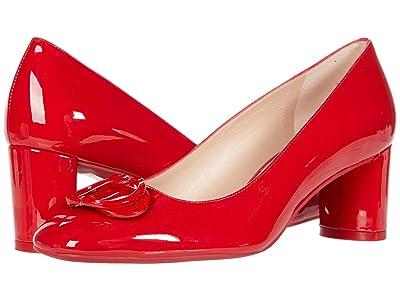 Stuart Weitzman Anicia 60 (Lipstick Red) Women