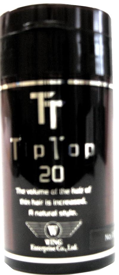 弱点テクニカル蜂ティップトップ 20 20g ナチュラルブラック
