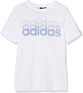 adidas Boys' Linear T-Shirt