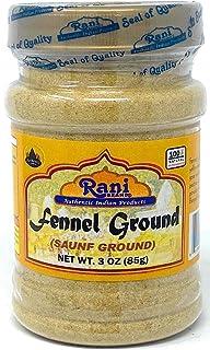 Sponsored Ad - Rani Fennel Ground (Saunf) Powder Spice 3oz (85g) All Natural ~ Gluten Free Ingredients | NON-GMO | Vegan |...