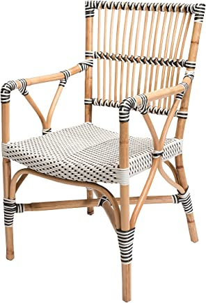 Amazon.es: sillas rattan - meubles-rotin-design / Muebles ...