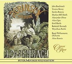 Offenbach - Robinson Crusoé / Brecknock · Kenny · Browne · Hill Smith · Oliver · Opie · Hartle · Parfitt · RPO · A. Francis
