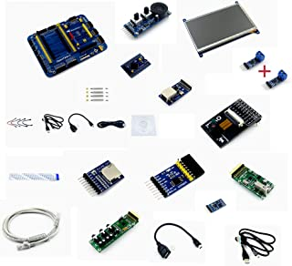 Venel Open746I-C Package B / STM32F746IGT6 STM32 MCU ARM Cortex-M7 Full IO Expander JTAG/SWD Debug Development Kit + 7 inch Capacitive Touch LCD So On