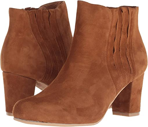 Caramel Leather/Suede