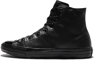 converse noir en cuir