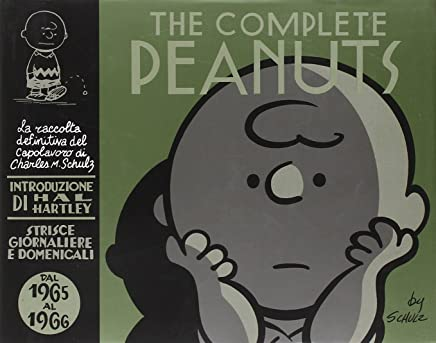 The complete Peanuts: 8