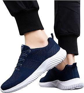 Briskorry Herren Sneaker Atmungsaktiv Sportschuhe Laufschuhe Wanderschuhe Outdoor Schuhe Walkingschuhe Turnschuhe Running ...