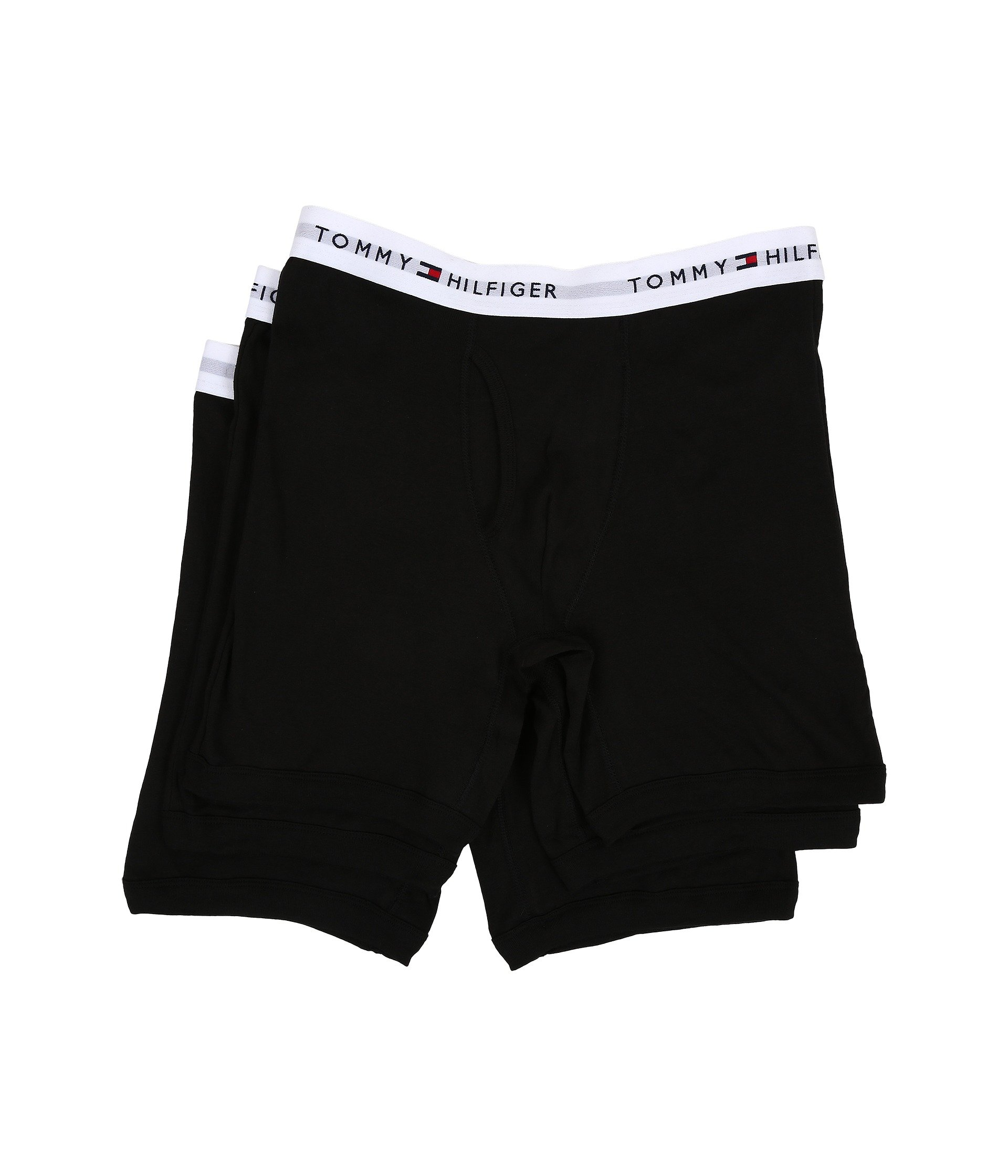 292dfd9dd585cd Black. 205. Tommy Hilfiger. Cotton Boxer Brief 3-Pack. $27.94. 4Rated 4  stars out of 5. Vibrant Royal. 181