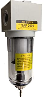 compressed air particulate filter