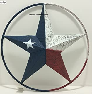 texas outdoor wall decor