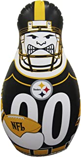 NFL Pittsburgh Steelers 40-Inch Inflatable Tackle Buddy