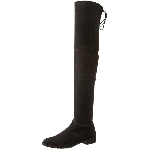 63ee9ec73 Stuart Weitzman Women's Lowland Over-The-Knee Boot