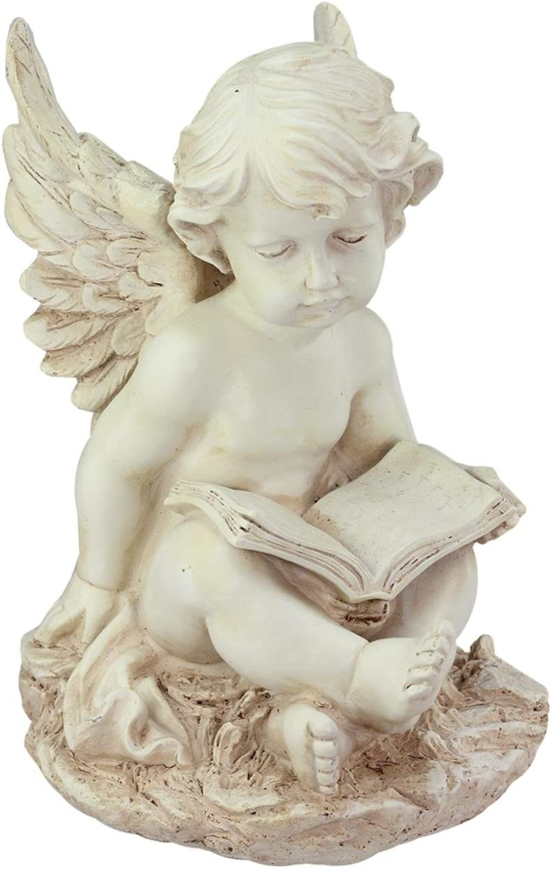 Northlight Heavenly Sitting Cherub Angel Patio Outdoor Sales of SALE items from new works Book Trust with