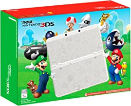 Nintendo New 3DS - Super Mario White Edition [Discontinued]