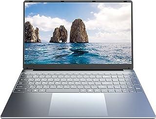 KUU A10 Ordenador Portátil 15.6'', Ultrabook Notebook Inter Celeron J4125, 8GB RAM 256GB SSD, Monitor de PC portátil FHD c...