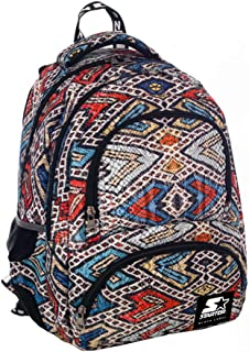 Starter Girls Campus Backpack Traditional Backpack, Color Multicolor
