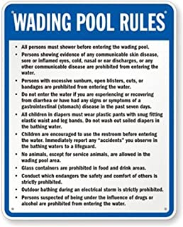 Best wading pool rules Reviews