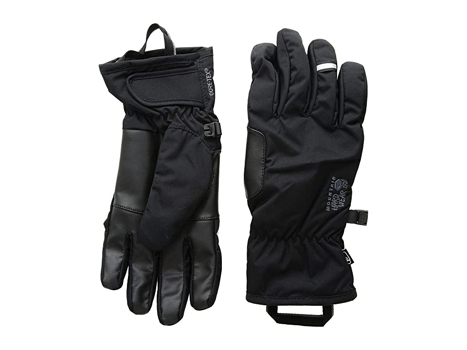 Mountain Hardwear Plasmic GORE-TEX Gloves (Black) Snowboard Gloves