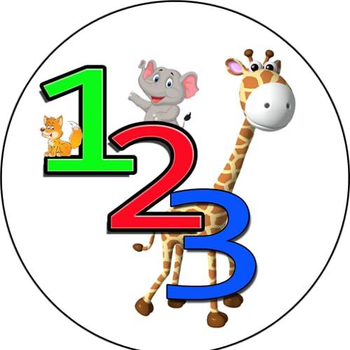 Aprendiendo Números Alejandro