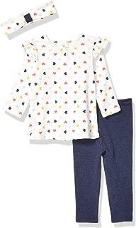 Little Me Baby-Girls LCU08567N Tunic Set Long Sleeve Shirt
