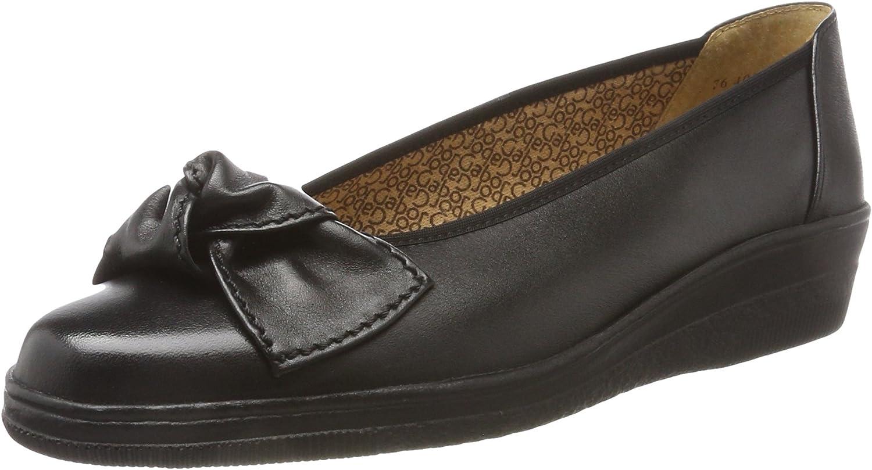 Gabor Lesley 76.403 - Nappa black 57 (Black) Womens shoes