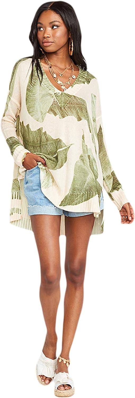 Queen Palms Knit