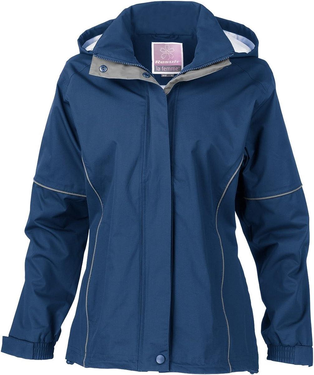 Result Womens/Ladies Urban Fell Lightweight Technical Jacket (Waterproof & Windproof)