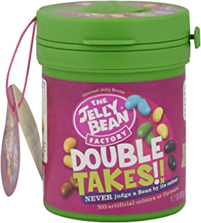 The Jelly Bean Factory Double Takes Jelly Beans, 100 gm