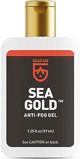 Gear Aid Sea Gold Anti-fog Gel Coating for SCUBA Masks, 1.25 fl oz