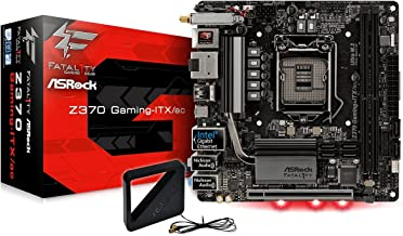 ASRock Motherboard Motherboards Z370 Gaming-ITX/AC