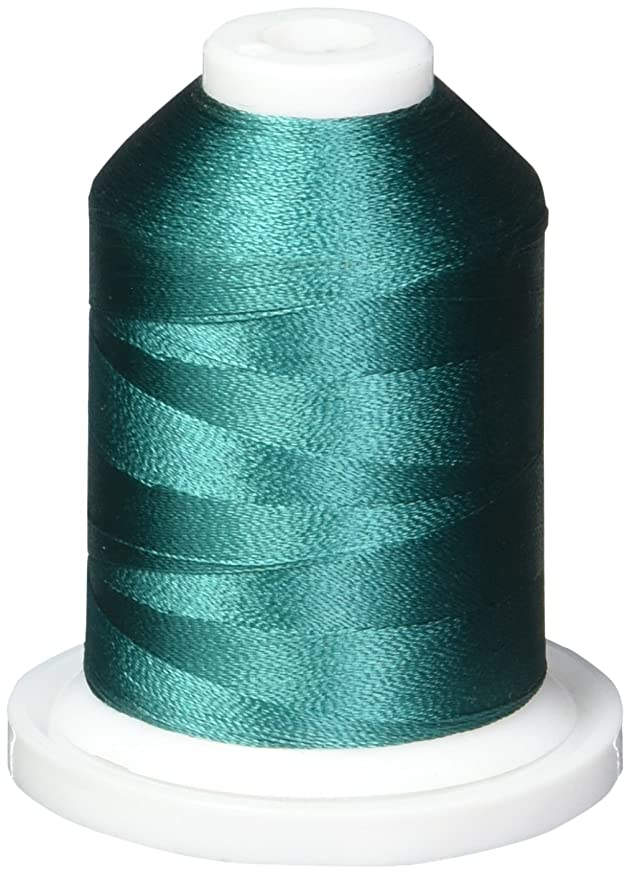 Robison-Anton Rayon Super Strength Thread, 1100-Yard, Pine Green