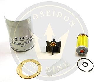 Poseidon Marine Service kit for Yanmar 3HM 3HMF 3HM35 3HM35F RO: 104500-55710 124223-42092