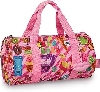 Bixbee Little Girls' Funtastical Duffel, Small, Pink