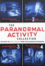 The Paranormal Activity Collection Paranormal Activity 1 - 4
