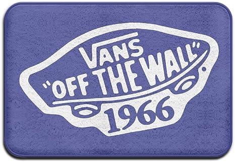 Off The Wall Vans 1966 Porte Tapis extérieur Tapis : Amazon.ca ...
