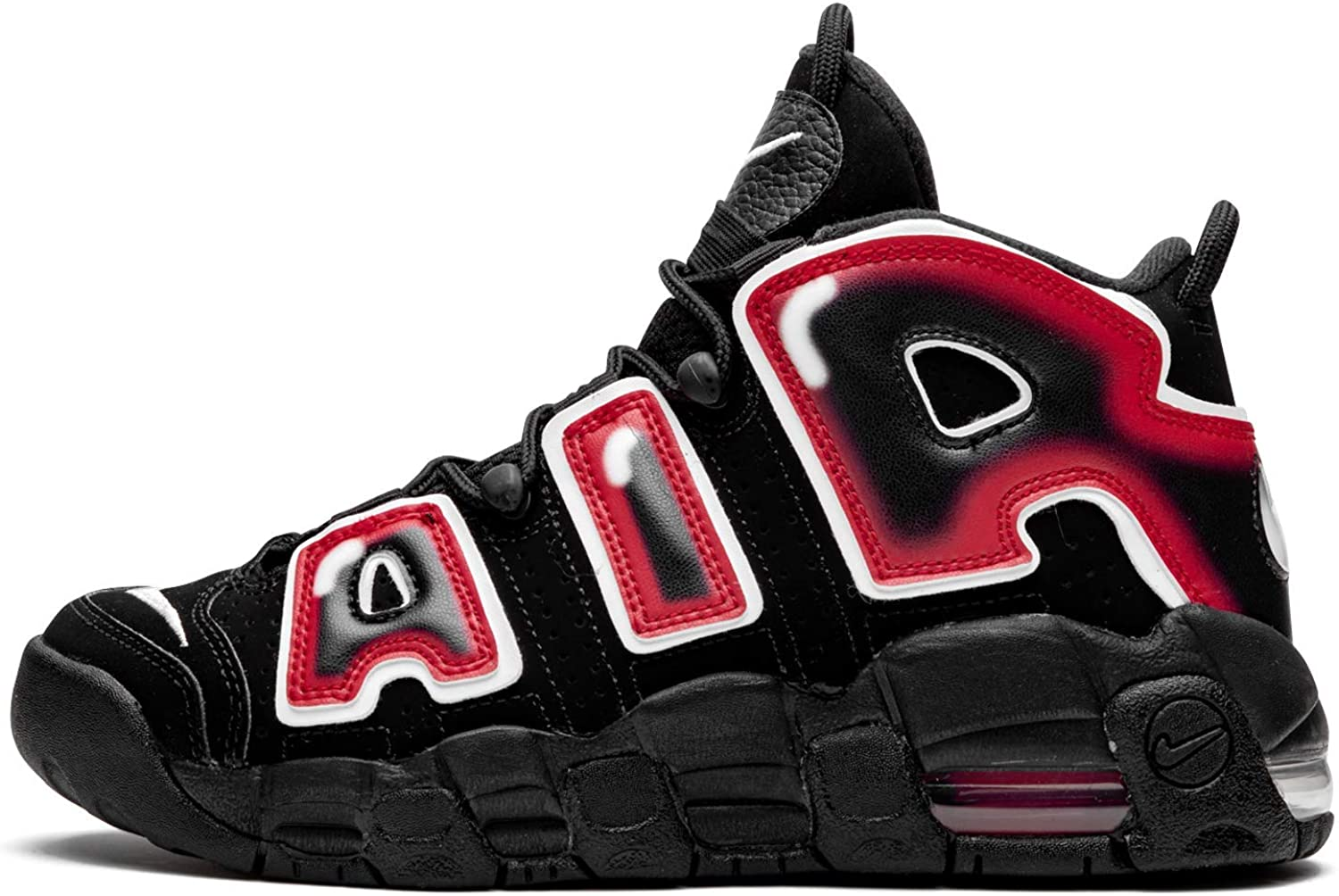 Nike Air Selling More Uptempo gs Kids 415082-010 Big Challenge the lowest price