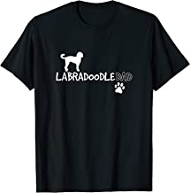Labradoodle Dad Funny Cute Dog Owner Gift T-Shirt