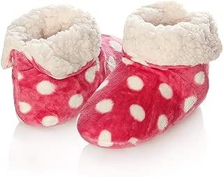 Women's Slipper Boots Indoor Lounge Fur Shoes Fur Boots