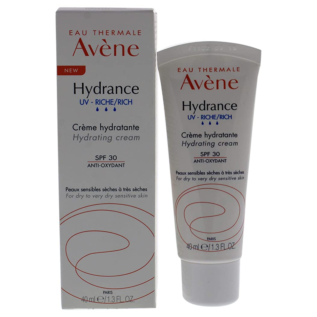 言い換えると鉱石好きアベンヌ Hydrance UV RICH Hydrating Cream SPF 30 - For Dry to Very Dry Sensitive Skin 40ml/1.3oz並行輸入品
