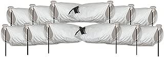 Dakota Decoy X-Treme Fully Flocked Mallard Floaters (12-Pack)