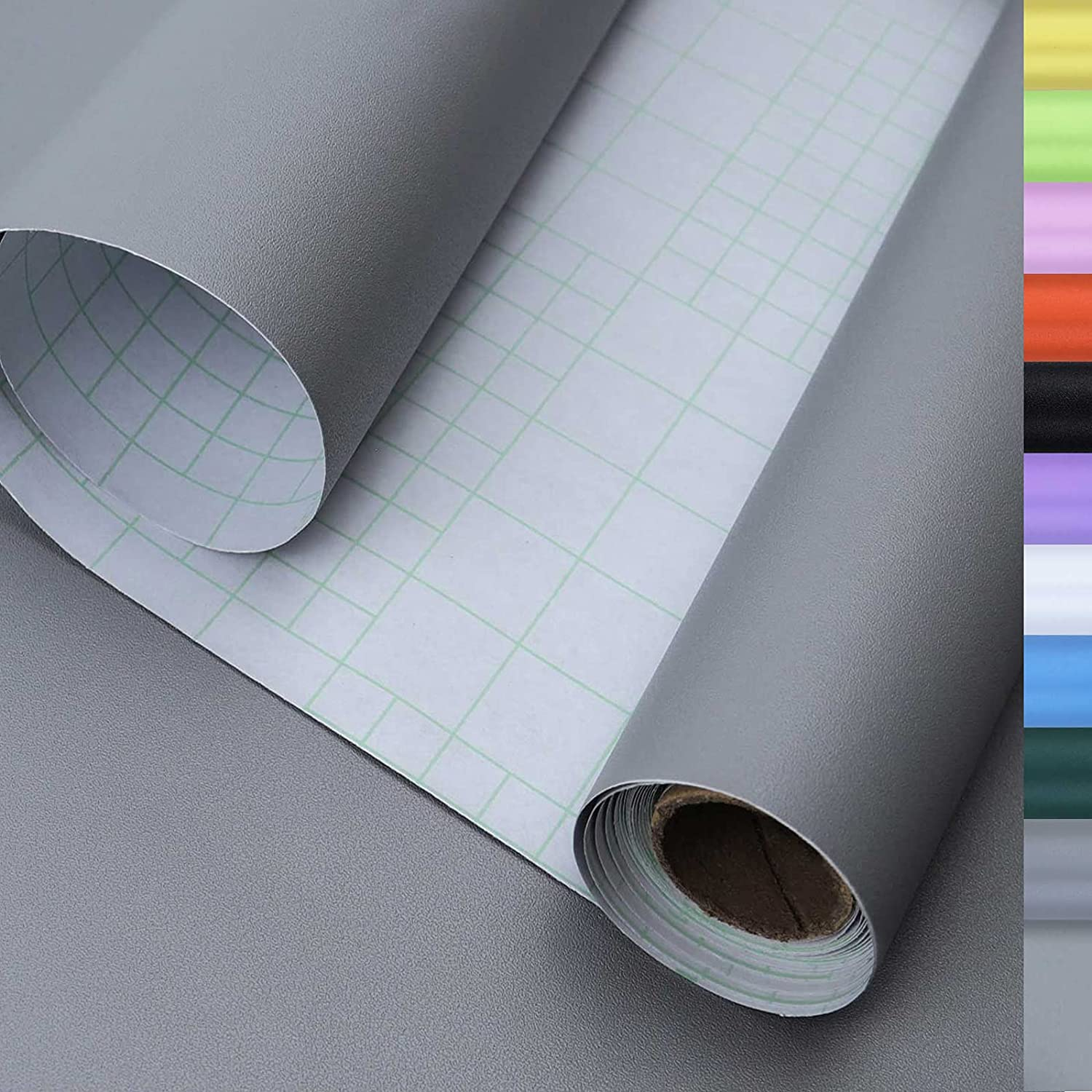 Consine Grey Peel and Stick Wallpaper 788 Reservation Wallpap 15.7 famous X inches