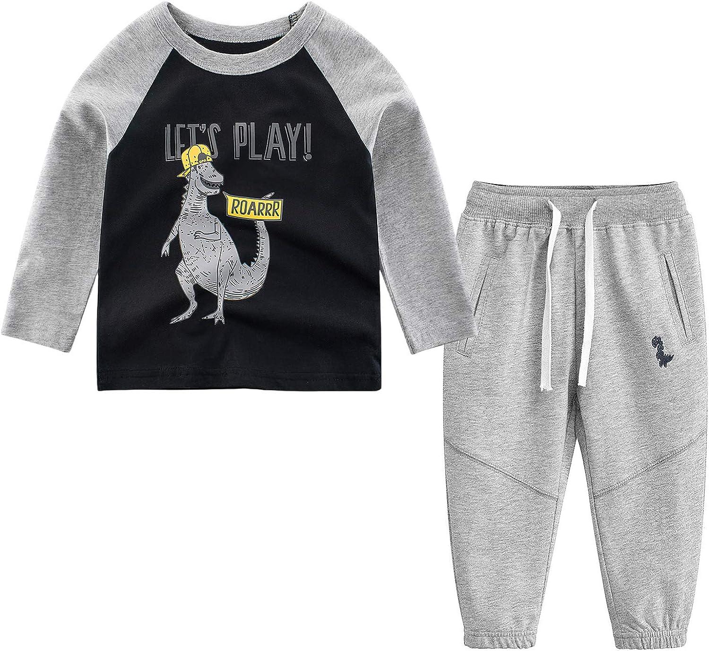 Boy Clothes Set Max 73% OFF Winter Shirt + Toddler Pieces Japan's largest assortment Ea 2 Sets Pant