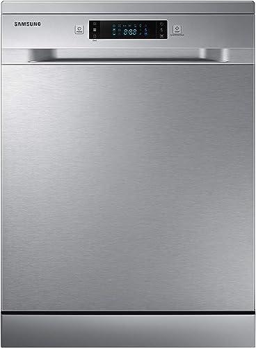 Samsung DW60M6050FS Autonome 14places A++ lave-vaisselle - Lave-vaisselles (Autonome, Acier inoxydable, Taille maximu...