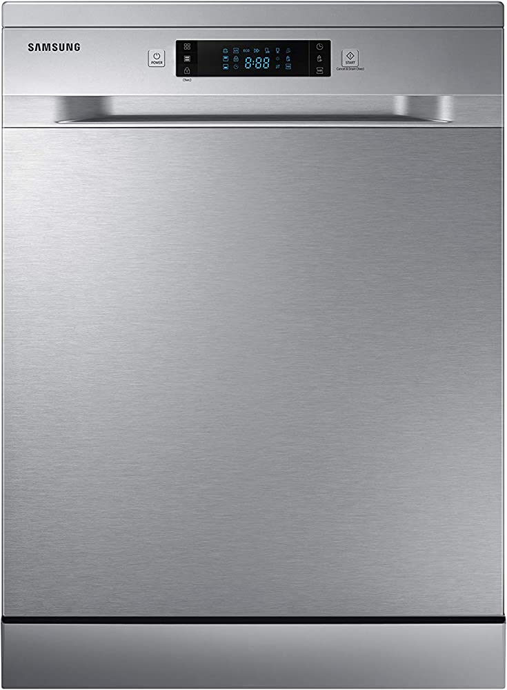 Samsung elettrodomestici lavastoviglie classe a++,acciaio inox DW60M6050FS/EC