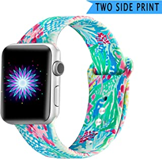 Best lilly inspired apple watch band Reviews