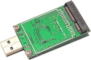 کابل های میکرو SATA کابل USB 3.0 mSATA SSD به عنوان درایور دیسک USB