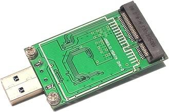 Micro SATA Cables USB 3.0 mSATA SSD Adapter as USB Disk Driver