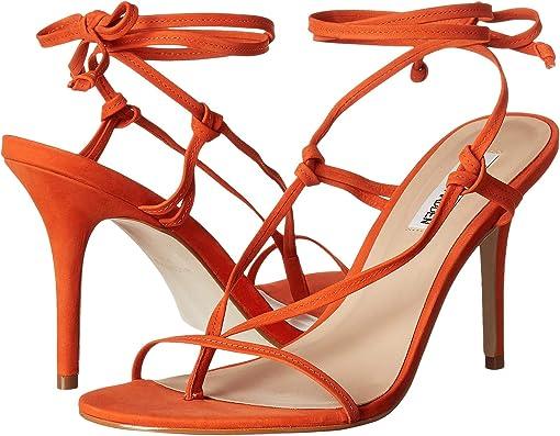 Orange Nubuck