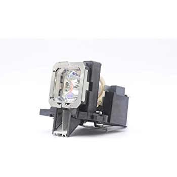 Replacement Lamp Assembly with Genuine Original OEM Bulb Inside for JVC DLA-X700R Projector Power by Ushio
